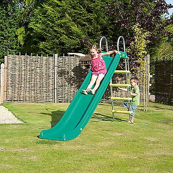 Rapide Slide with Green Step Set - Garden Slide - Green - TP Toys - Mookie