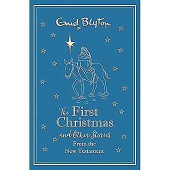 The First Christmas and Other Bible Stories: New Testament - gift edition
