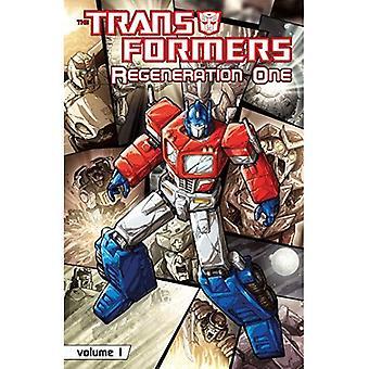 Transformateurs: Régénération un Volume 1