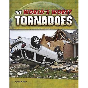 Världens värsta tornados (Blazers: världens värsta naturkatastrofer)