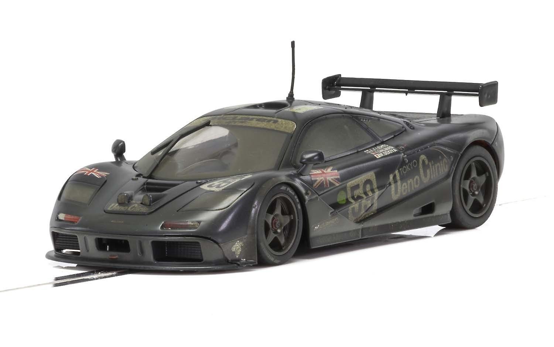 Scalextric Mclaren F1 GTR tanné