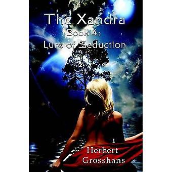 Xandra boek 4 lokken van verleiding door Grosshans & Herbert