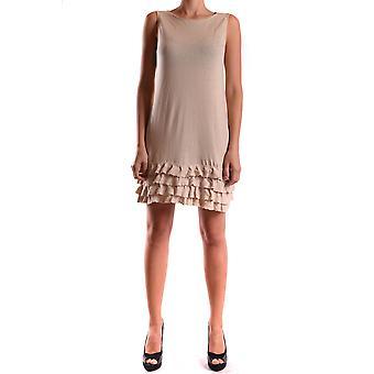 Twin-set Beige Polyester klänning