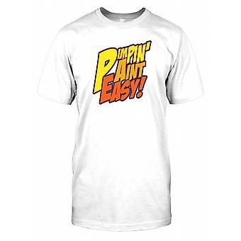 Pimpin Aint let - Rap Hop Hop Herre T-shirt