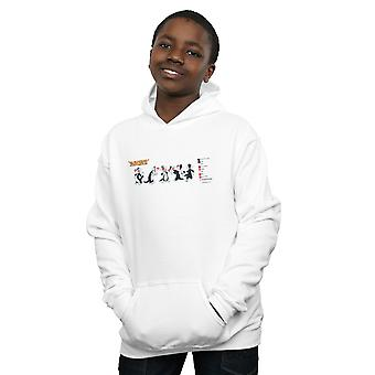Looney Tunes Boys Sylvester Colour Code Hoodie