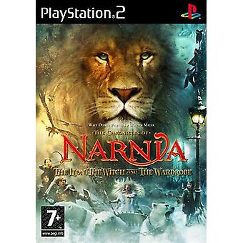The Chronicles of Narnia - The Lion The Witch  The Wardrobe (PS2) - Factory Sealed