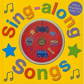 Sing-Along Songs by Roger Priddy - Holly Russell - 9780312506483 Book