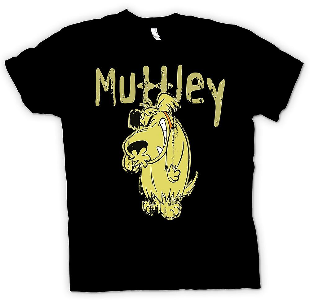 Womens T-shirt - Muttley - Bad Dog - Funny
