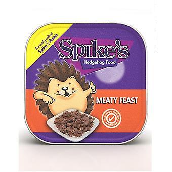Spikes Hedgehog Food - 100g Meaty Feast