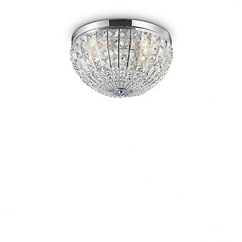 Ideal Lux Calypso 4 Bulb Surface Spotlight