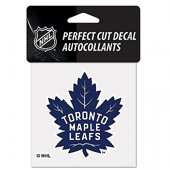 Wincraft Aufkleber 10x10cm - NHL Toronto Maple Leafs