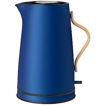 Stelton Emma Wasserkocher 1,2 Liter dark blue / dunkelblau