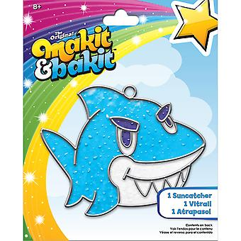 Makit & Bakit Suncatcher Kit Shark Tb 68607
