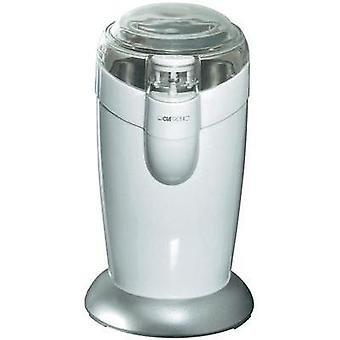 Bean grinder Clatronic KSW 3306 White 283023 Stainless steel cleaver