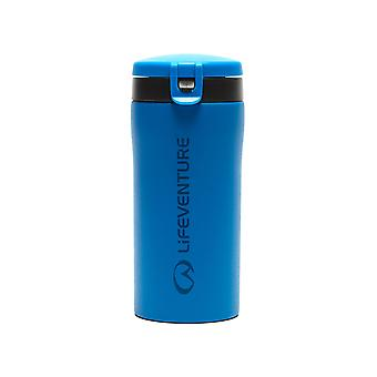 Lifeventure Flip Top Thermal Mug (Blue)