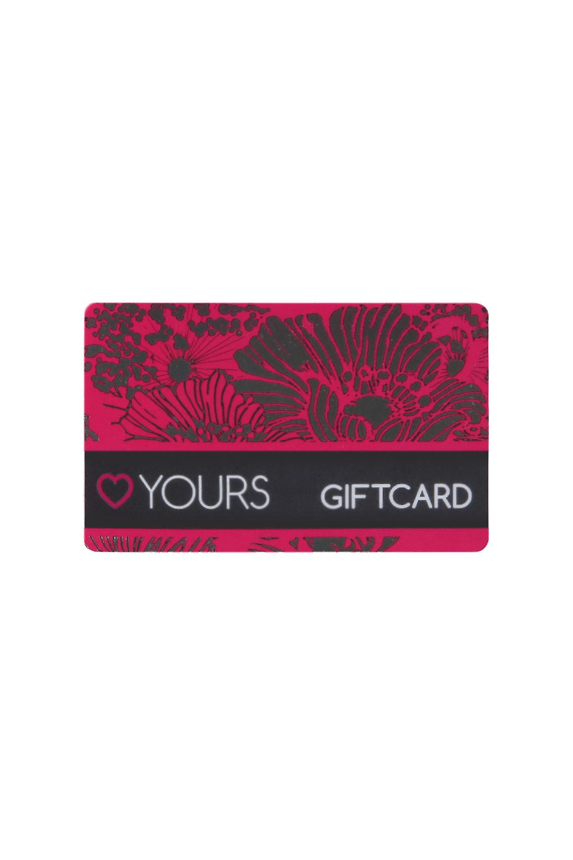 Flowers Gift Card