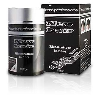 Retro Professional New Hair Reconstructing 22gr fiber Café