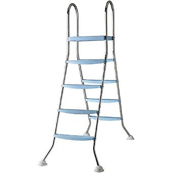 Gre Stainless steel ladder - 2x4 steps + platform