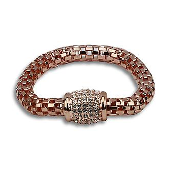 Stella chain design bracelet with embellishments