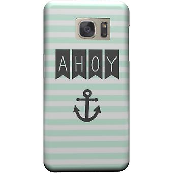 Ahoy anchor cover to Galaxy S7 Edge