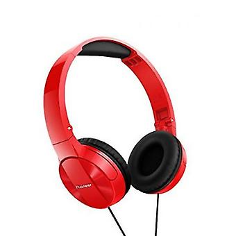 Pioneer Headband headset mj503-r-red
