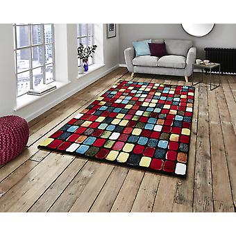 Sunrise 9057A  Rectangle Rugs Funky Rugs