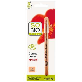 So Bio Etic Lipstick (Woman , Makeup , Lips , Lip liners)