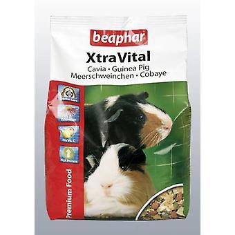 Beaphar Xtravital marsvin fødevarer 2,5 kg