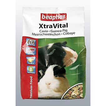 Beaphar Xtravital cavia voedsel 2,5 kg