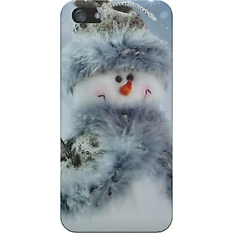 Cover mate SNOWMAN for iPhone 5S/SE