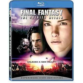 Final Fantasy: De geesten binnen [BLU-RAY] USA import