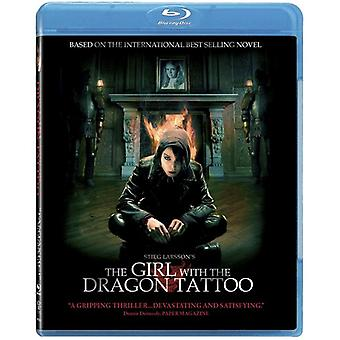 Pigen med Dragon Tattoo [Blu-ray] [BLU-RAY] USA import