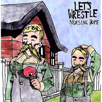 Let's Wrestle - Nursing Home [Vinyl] USA import