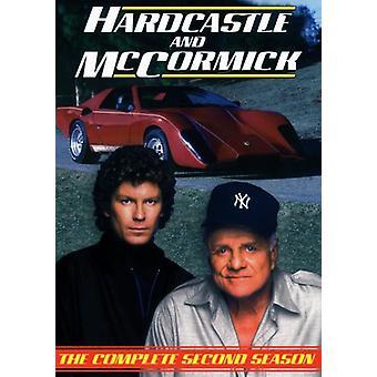 Hardcastle & McCormick: Stagione 2 importazione USA [DVD]