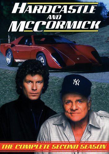 Hardcastle & McCormick: Season 2 [DVD] USA import