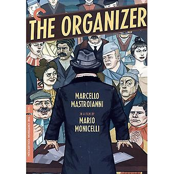 Organizer [DVD] USA import