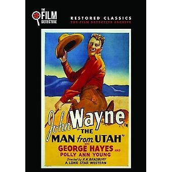Mand fra Utah [DVD] USA importerer