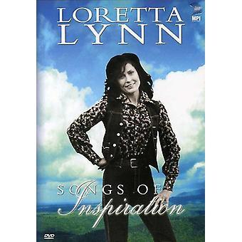 Loretta Lynn - Loretta Lynn: Importazione canzoni di ispirazione [DVD] Stati Uniti d'America