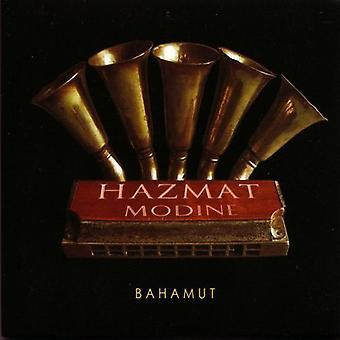 HAZMAT Modine - Bahamut [CD] USA importerer