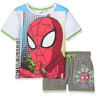 Marvel Spiderman Boys T-Shirt & Shorts / Clothing Set