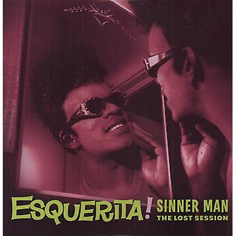 Esquerita - Sinner Man: Lost Session [Vinyl] USA import