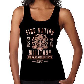 Fire Is Fierce The Legend Of Korra Women's Vest