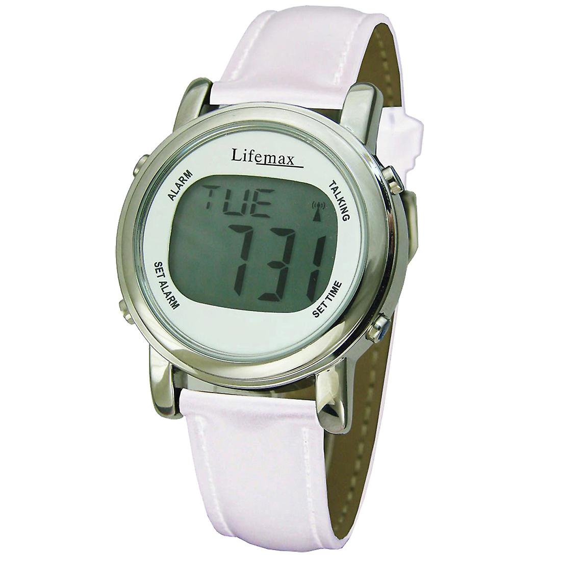 Chic Atomic Watch - White