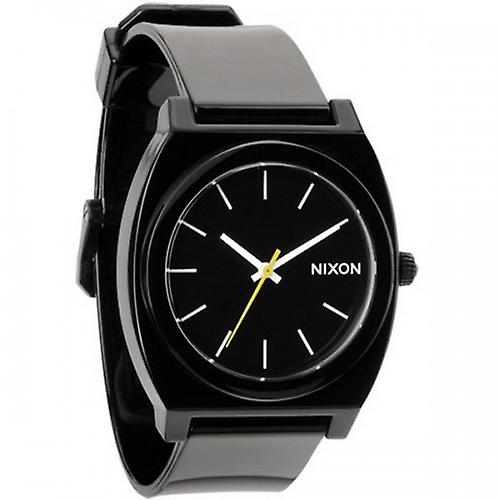 Nixon The Time Teller P Watch - Black
