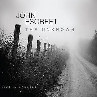 John Escreet - importación desconocida USA [CD]