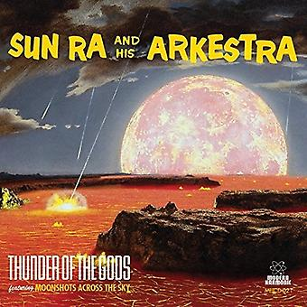 Sun Ra - Thunder guder [CD] USA importen