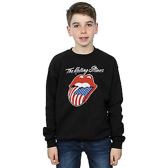 Rolling Stones Boys American Tongue Sweatshirt