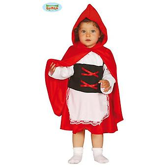 Guirca Red Riding Hood costume 12-24 months (Kostuums)