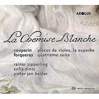 Couperin / Zipperling / Belder - arbejder for Viola Da Gamba & cembalo [SACD] USA import