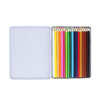 Colour Therapy Anti Stress Pack of 18 Artist Quality Colouring Pencils